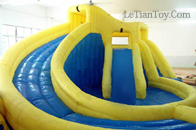Inflatable water slide repair