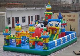 Inflatable Toys in Kazakhstan