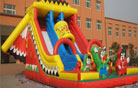 LeTian inflatable slide LT-0103009
