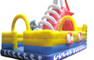 LeTian inflatable slide LT-0103021