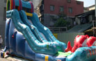 LeTian inflatable slide LT-0103022