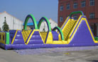 LeTian inflatable slide LT-0103030