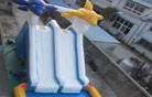 LeTian inflatable water slide LT-0114005