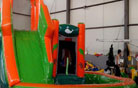 LeTian inflatable water slide LT-0114011