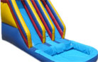 LeTian inflatable water slide LT-0114014