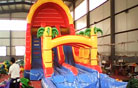 LeTian inflatable water slide LT-0114016