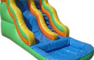 LeTian inflatable water slide LT-0114027