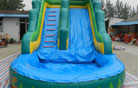 LeTian inflatable water slide LT-0114031