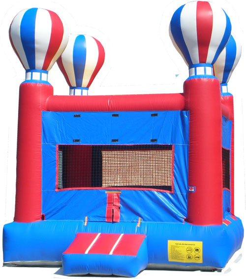 How to avoid injury to play inflatable bounce