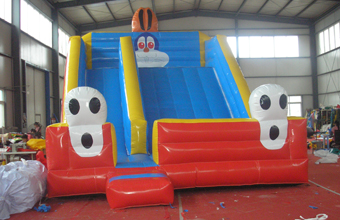 Inflatable slide, inflatable bounce slide, inflatable slide for sale