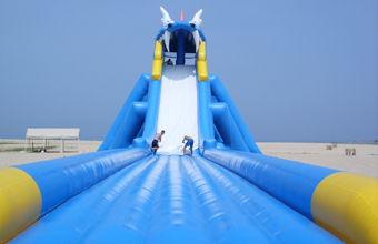 inflatable water slide - Blow Up Water Slides